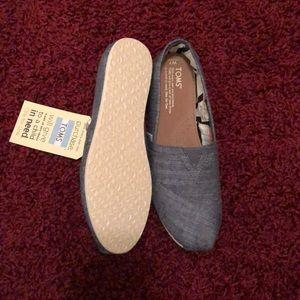 Toms Shoes - Classic Blue TOMS
